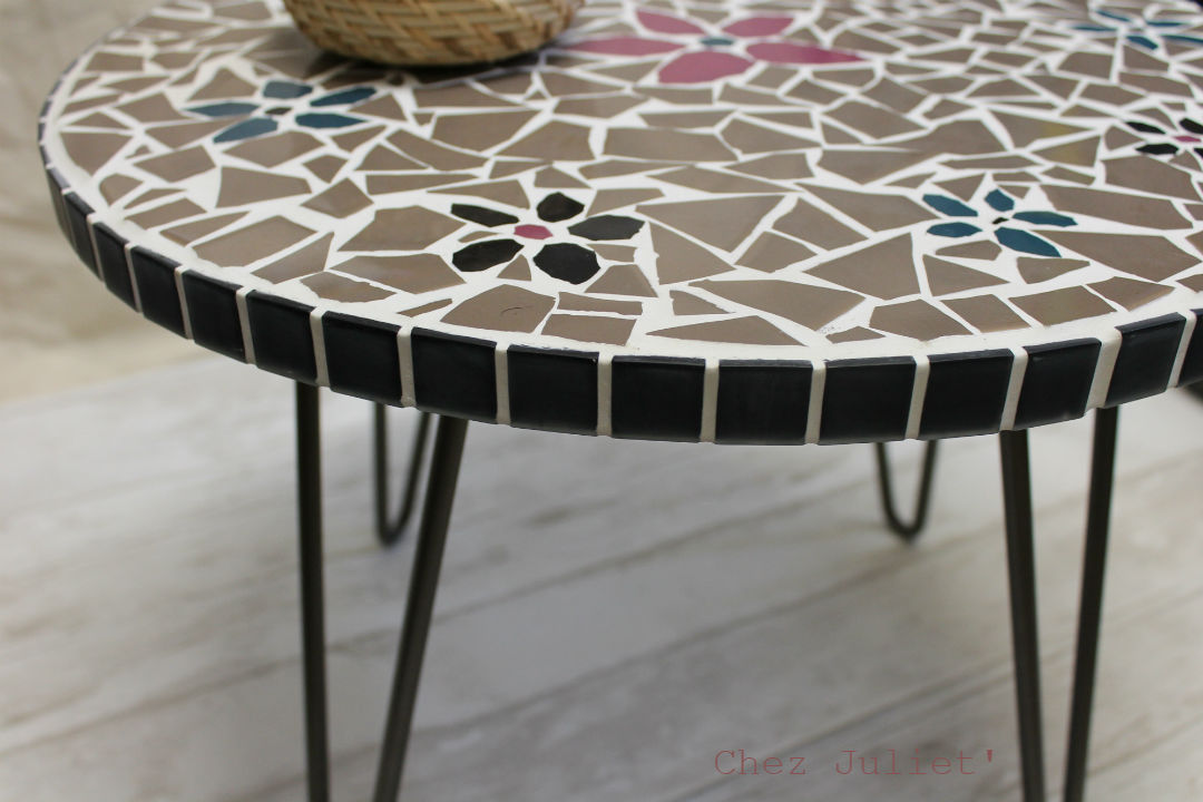 The Mosaic Coffee Table Julia Nieto