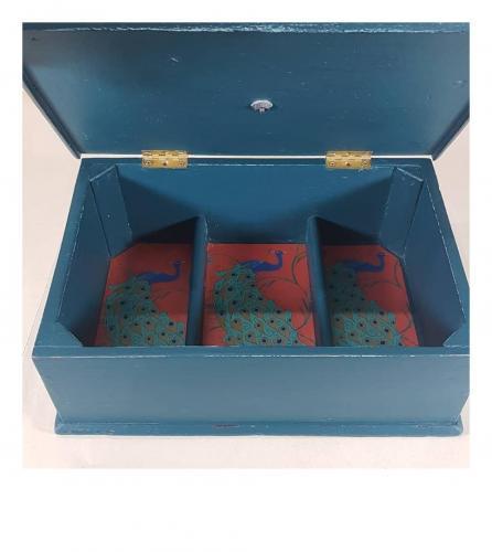 Antique jewellery box Jn